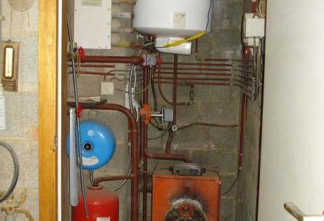 Renovatie met lucht-water WP Altherma + PV-installatie