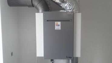 Ventilatie opstelling vasco